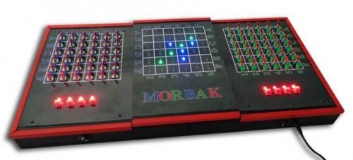 le prototype 1 du jeu multijoueur gratuit morbak