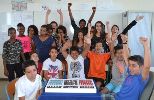 photo de classe après une partie du jeu multijoueur gratuit morbak